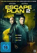 Cover-Bild zu Escape Plan 2: Hades (Schausp.): Escape Plan 2: Hades