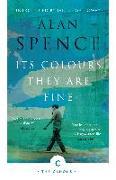 Cover-Bild zu Its Colours They Are Fine (eBook) von Spence, Alan