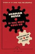 Cover-Bild zu If the War Goes On (eBook) von Hesse, Hermann