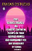 Cover-Bild zu Famous Dystopias (eBook) von Orwell, George