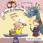 Cover-Bild zu Emmi und Einschwein 1. Einhorn kann jeder! (Audio Download) von Böhm, Anna