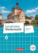 Cover-Bild zu Berkemeier, Helga: Lernstufen Mathematik, Mittelschule Bayern 2017, 6. Jahrgangsstufe, Schülerbuch