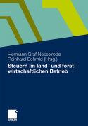 Cover-Bild zu Hausladen, Helmut (Beitr.): Besteuerung der Land- und Forstwirtschaft