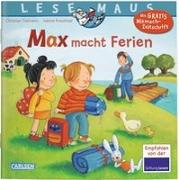 Cover-Bild zu Tielmann, Christian: LESEMAUS 113: Max macht Ferien