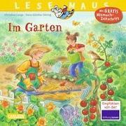 Cover-Bild zu Lange, Christine: LESEMAUS 38: Im Garten