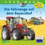Cover-Bild zu Tielmann, Christian: LESEMAUS 187: Die Fahrzeuge auf dem Bauernhof
