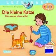 Cover-Bild zu Hämmerle, Susa: LESEMAUS 175: Die kleine Katze - alles, was du wissen willst