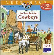 Cover-Bild zu Holtei, Christa: LESEMAUS 91: Ein Tag bei den Cowboys