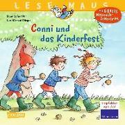 Cover-Bild zu Schneider, Liane: Conni und das Kinderfest