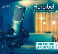 Cover-Bild zu Fontis - Brunnen Basel (Hrsg.): Hoffnung für alle: Die Hörbibel, Teil 2