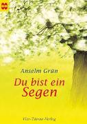 Cover-Bild zu Du bist ein Segen von Grün, Anselm