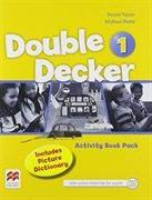 Cover-Bild zu Double Decker 1. Activity Book von Taylor, Nicole