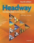 Cover-Bild zu Soars, John (Überarb.): New Headway: Pre-Intermediate: Student's Book