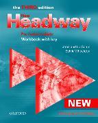 Cover-Bild zu Soars, John: New Headway: Pre-Intermediate Third Edition: Workbook (With Key)