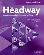 Cover-Bild zu Soars, John: New Headway: Upper-Intermediate B2: Workbook with Key