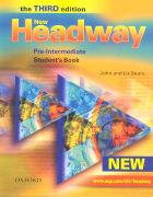 Cover-Bild zu Soars, Liz: New Headway. Third Edition. Pre-Intermediate. Student's Book / Culture and Literature Companion