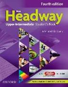Cover-Bild zu Soars, John: New Headway. Fourth Edition. Upper-Intermediate. Student's Book with iTutor Pack. Swiss Edition