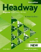 Cover-Bild zu Soars, John: New Headway: Beginner Third Edition: Workbook (With Key) Pack