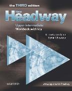 Cover-Bild zu Soars, Liz: New Headway: Upper-Intermediate Third Edition: Workbook (With Key)