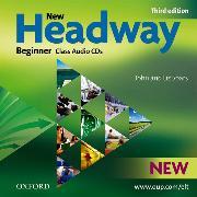 Cover-Bild zu Soars, John: New Headway: Beginner Third Edition: Class Audio CDs (2)