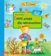 Cover-Bild zu Guck mal: Conni erlebt die Jahreszeiten von Schneider, Liane