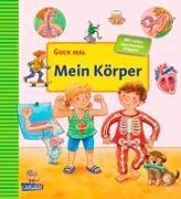 Cover-Bild zu Guck mal: Mein Körper von Bornstädt, Matthias von
