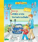 Cover-Bild zu Guck mal: Connis erste Verkehrsschule von Schneider, Liane