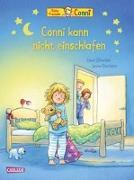 Cover-Bild zu Conni-Bilderbücher: Conni kann nicht einschlafen von Schneider, Liane