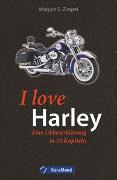 Cover-Bild zu I love Harley von Zimpel, Maggie S.