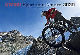 Cover-Bild zu Cal. Swiss Sport and Nature Ft. 48x33 2020