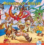 Cover-Bild zu Papagallo und Gollo bi de Pirate gr. von Pfeuti, Marco