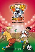 Cover-Bild zu Fußball-Haie: Böses Foulspiel von Schlüter, Andreas