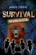 Cover-Bild zu Survival - Der Schrei des Affen von Schlüter, Andreas