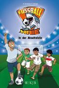 Cover-Bild zu Fußball-Haie: In der Abseitsfalle von Schlüter, Andreas