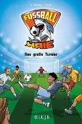 Cover-Bild zu Fußball-Haie: Das große Turnier von Schlüter, Andreas