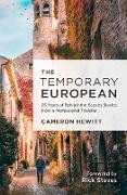 Cover-Bild zu The Temporary European (eBook) von Hewitt, Cameron