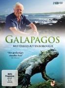Cover-Bild zu Erzähler David Attenborough (Schausp.): Galapagos - Mit David Attenborough