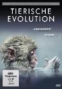 Cover-Bild zu Lee, David (Prod.): David Attenborough: Tierische Evolution