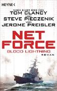 Cover-Bild zu Net Force. Blood Lightning (eBook) von Preisler, Jerome