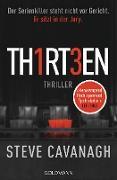 Cover-Bild zu Thirteen (eBook) von Cavanagh, Steve