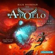Cover-Bild zu Der Turm des Nero von Riordan, Rick