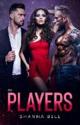 Cover-Bild zu De Players (Bad Romance, #4) (eBook) von Bell, Shanna
