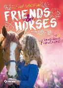 Cover-Bild zu Friends & Horses - Pferdemädchen küssen besser (eBook) von Schreiber, Chantal