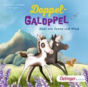 Cover-Bild zu DoppelGaloppel von Schreiber, Chantal