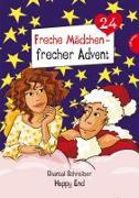 Cover-Bild zu Freche Mädchen - frecher Advent (eBook) von Schreiber, Chantal