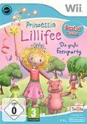 Cover-Bild zu Prinzessin Lillifee Die große Feenparty