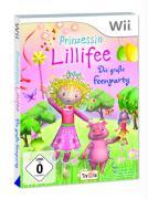 Cover-Bild zu Prinzessin Lillifee - die grosse Feenparty