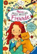 Cover-Bild zu Meine absolut magischen Freunde - Freundebuch