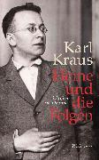 Cover-Bild zu Kraus, Karl: Heine und die Folgen (eBook)