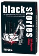 Cover-Bild zu black stories- Shit Happens Edition von Schumacher, Jens